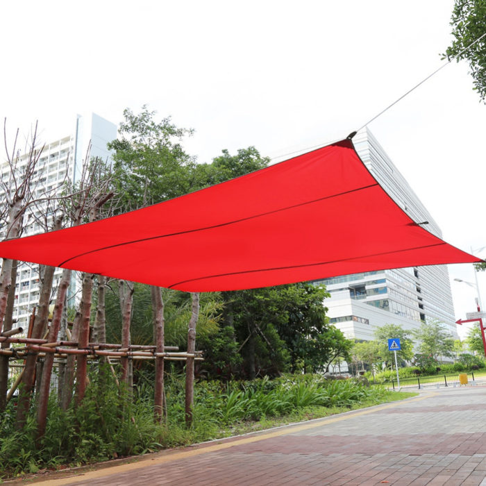 Outdoor Canopy Sunshade Protection