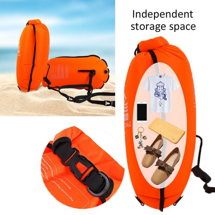 Water Buoy Inflatable Lifesaver