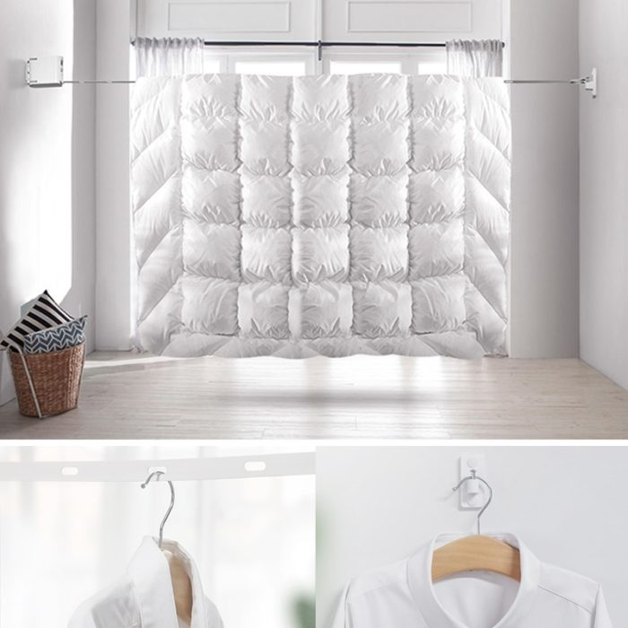 Wall Mounted Clothes Line
