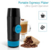 Portable Espresso Maker Dual Purpose