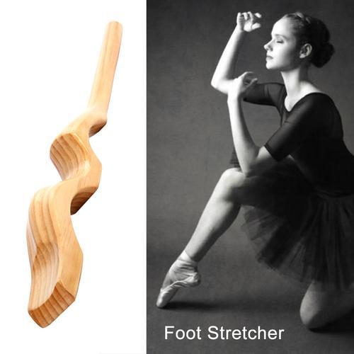 Ballet Foot Stretcher Wooden Instep