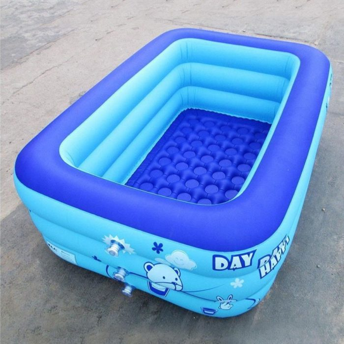 Blow Up Pool Inflatable Swimming Pool