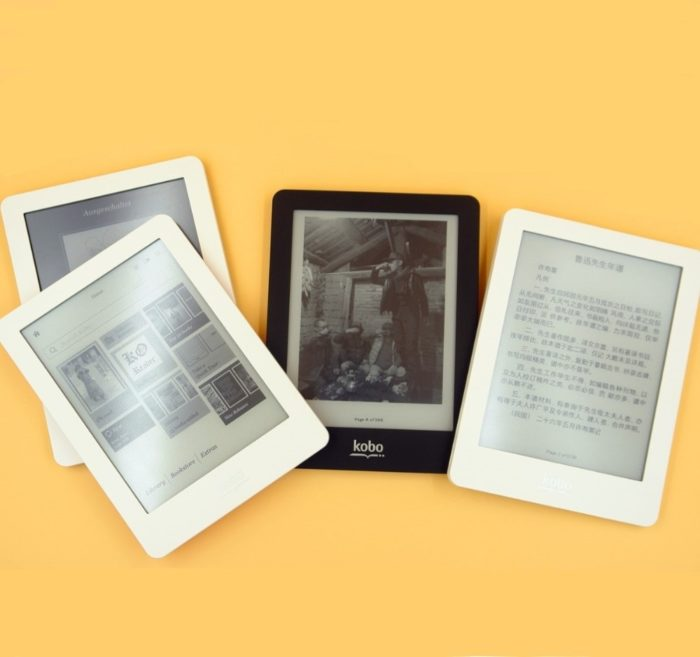 E Reader Touch Screen Tablet Book