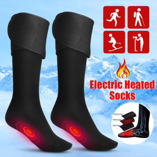 Battery Heated Socks Foot Warmers