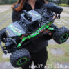 Remote Control Monster Truck Car Toy