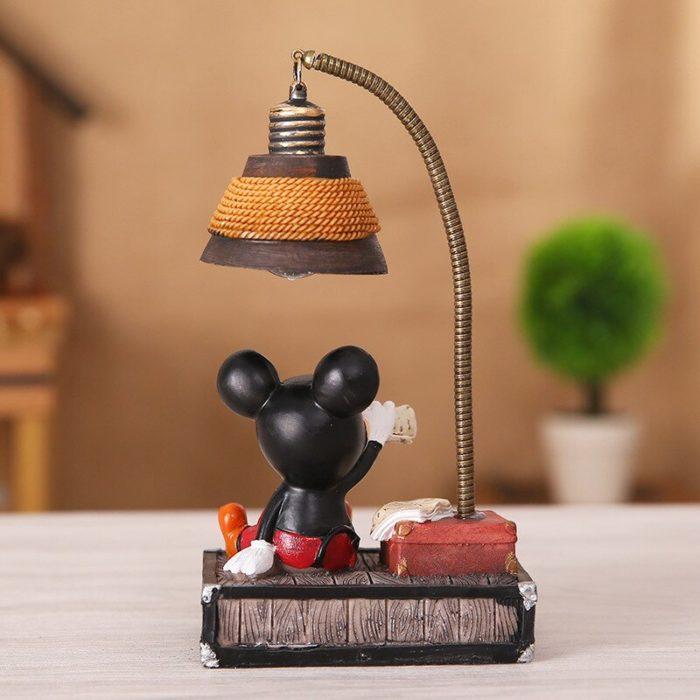 Kids Night Lamp Cartoon Design