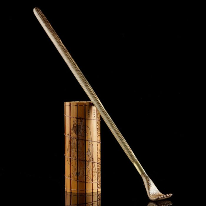 Wooden Back Scratcher Long Handle
