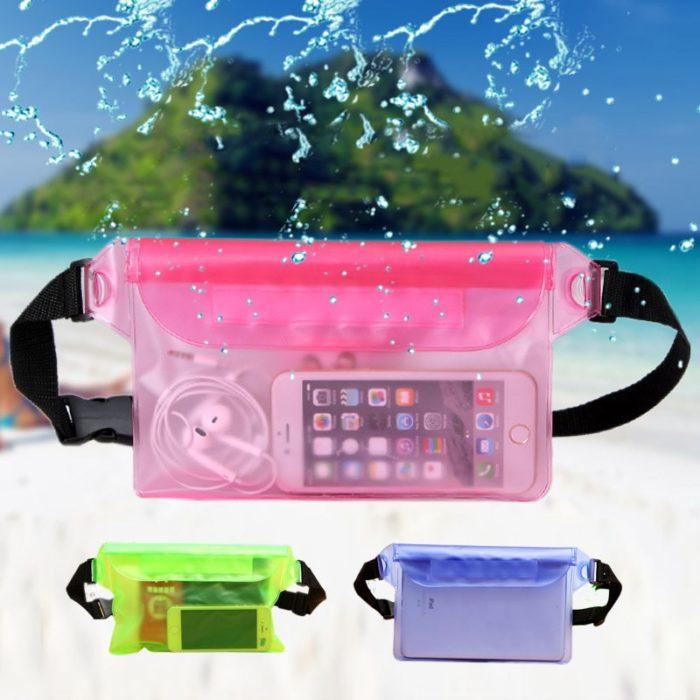 Waterproof Fanny Pack Phone Bag