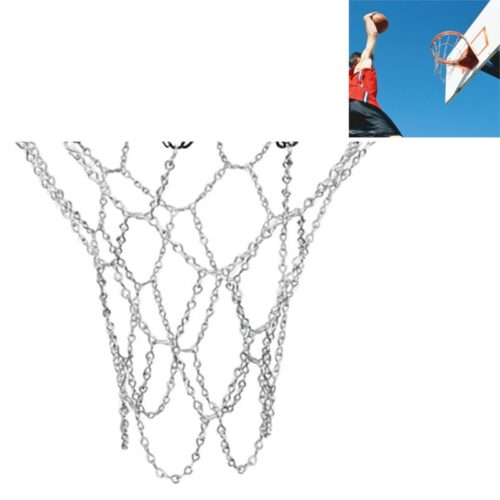 Chain Basketball Net Sports Accessory