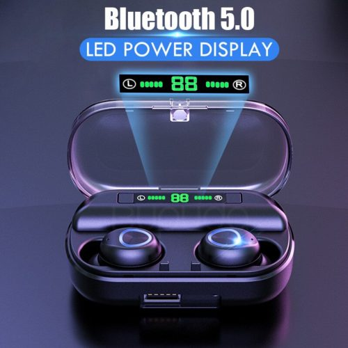 Bluetooth Sports Earbuds Wireless Earphones