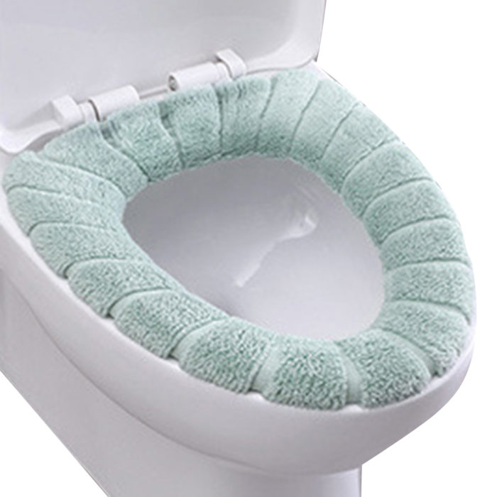 Toilet Cover Thick Seat Cushion
