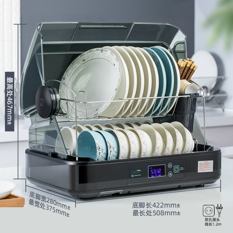 Dish Dryer Electric Organizer