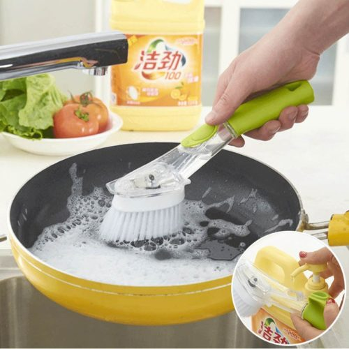 Dishwashing Brush Cleaning Tool