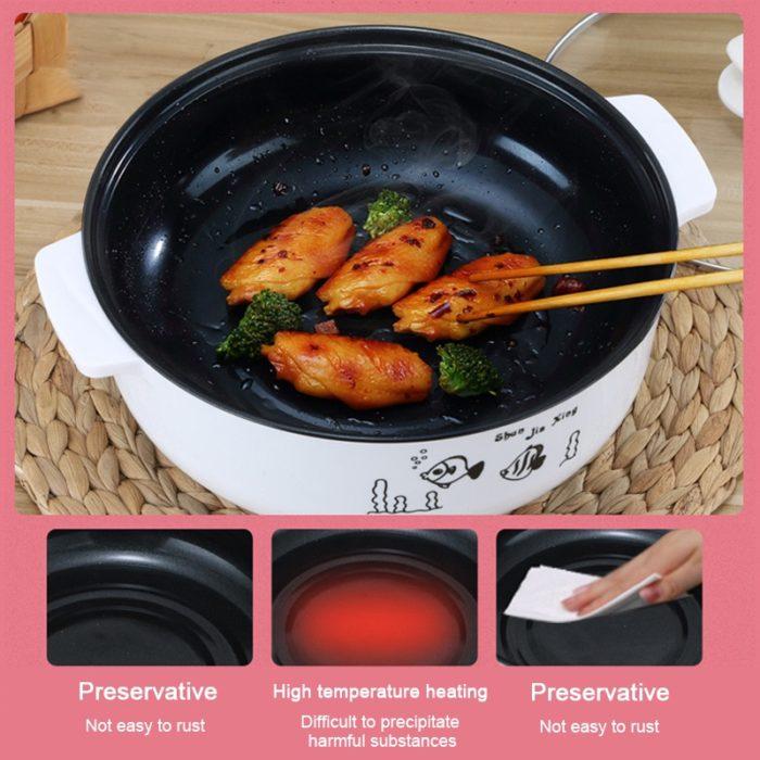 Electric Cooking Pot Multifunctional Hotpot