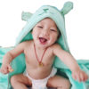 Hooded Bath Towel For Children