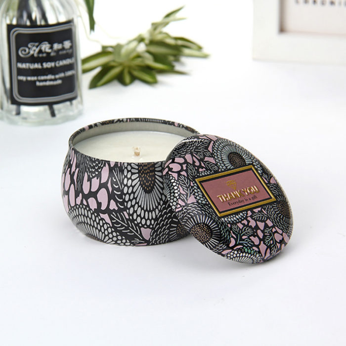Scented Candles Smokeless Aroma Therapy