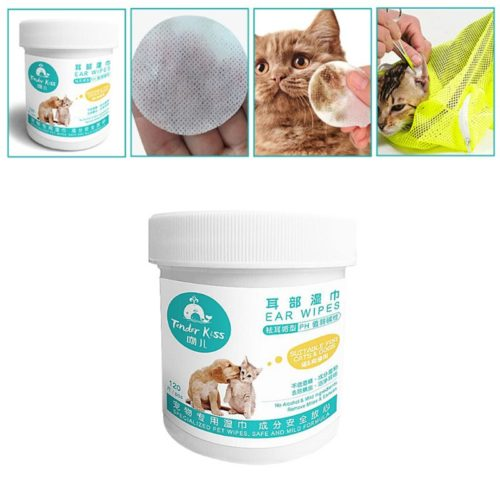 Pet Wipes Ear Cleaner Pet Grooming
