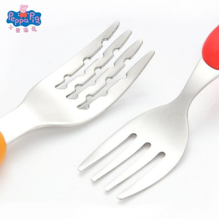 Kids Cutlery Peppa Pig Tableware