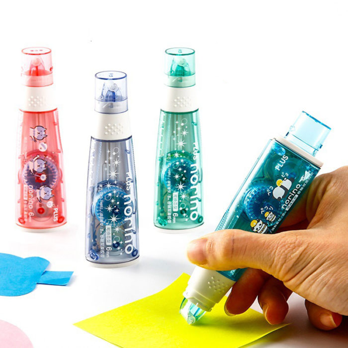 Double-sided Tape Pen Transparent