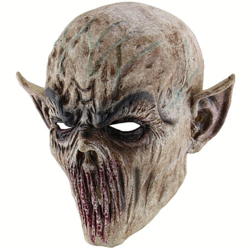 Latex Halloween Mask Costume