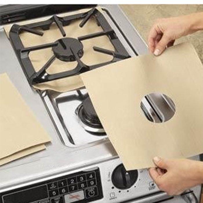 Gas Stove Burner Cover Kitchen Supply
