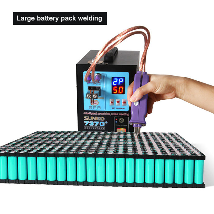 Battery Spot Welder Electric Machine