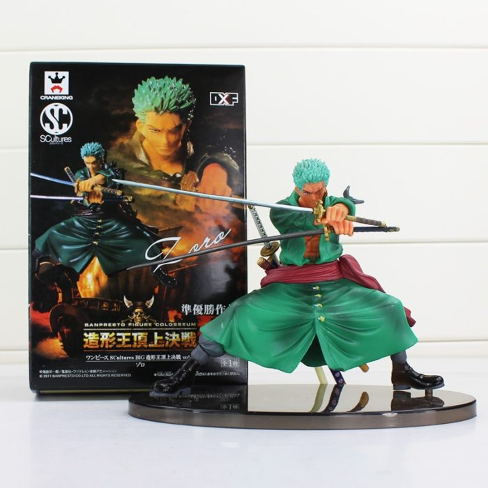 Zoro Figure One Piece Collectible