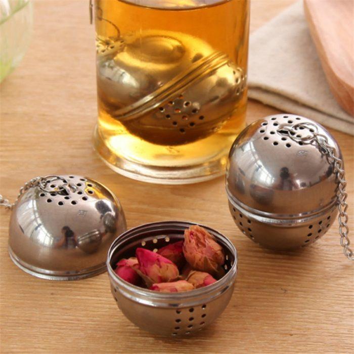 Tea Ball Infuser Stainless Steel Filter
