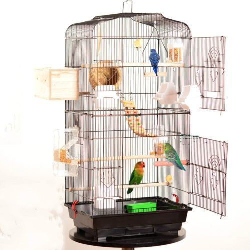 Parrot Cage Pet Accessory