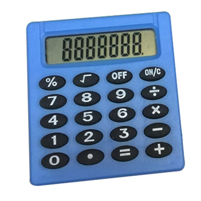 Pocket Calculator Mini Handheld Size