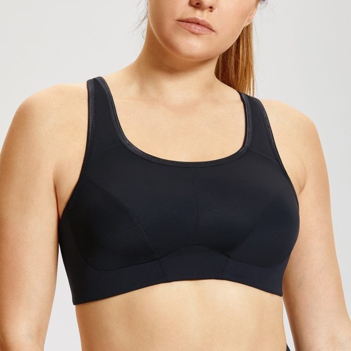 Plus Size Sports Bra Workout Brassiere
