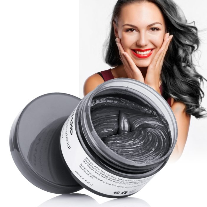 Washable Hair Dye Wax Color Pomade