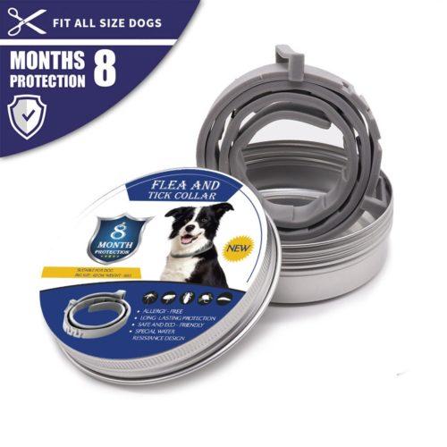 Flea Collar For Dogs Cats Tick Repellent
