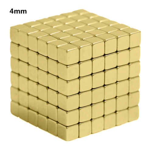 Magnetic Cube Toy Puzzle Blocks