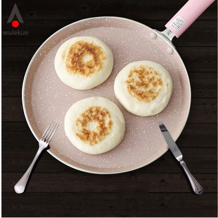 Non Stick Frying Pan Cooking Material