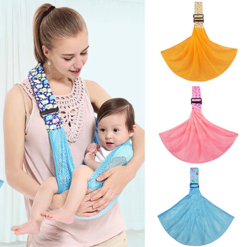 Baby Sling Wrap Breathable Infant Carrier