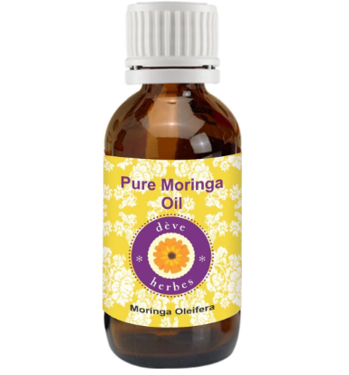 Moringa Oil Natural Beauty Health Supplement