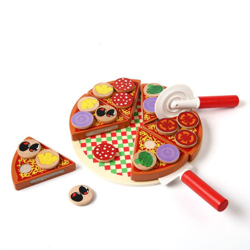 Pizza Toy Kids Educational Toys 27pcs/set