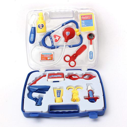 Doctor Play Set Educational Kit 13pcs