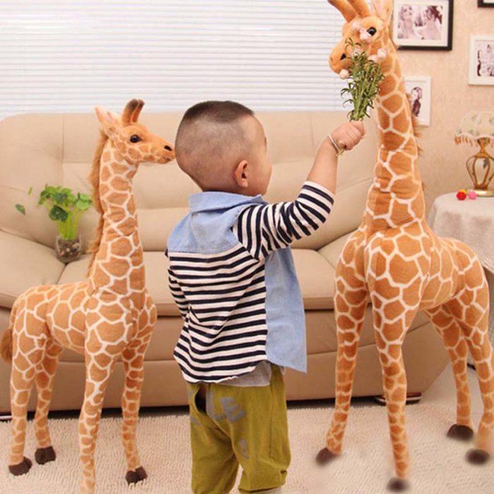 Giraffe Stuffed Animal Plush Toys