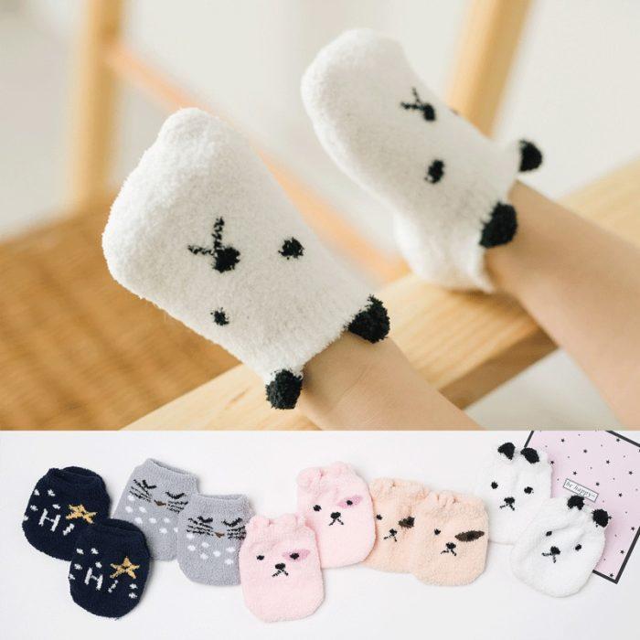 Fleece Socks For Babies
