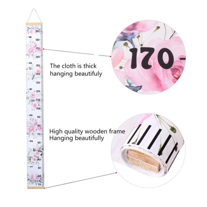 Child Height Chart Kids Growth Measurement