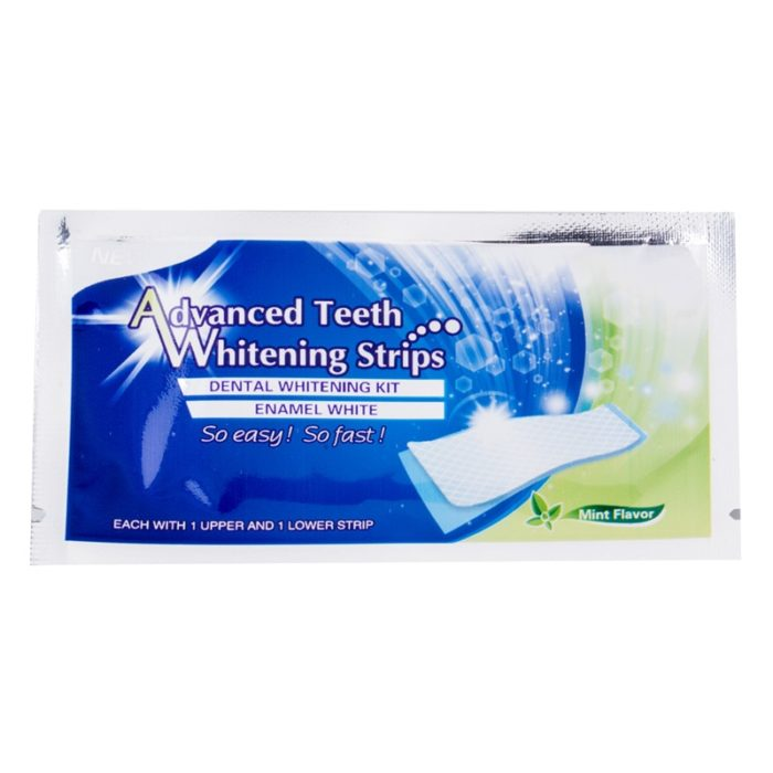 Whitening Strips Teeth Brightening