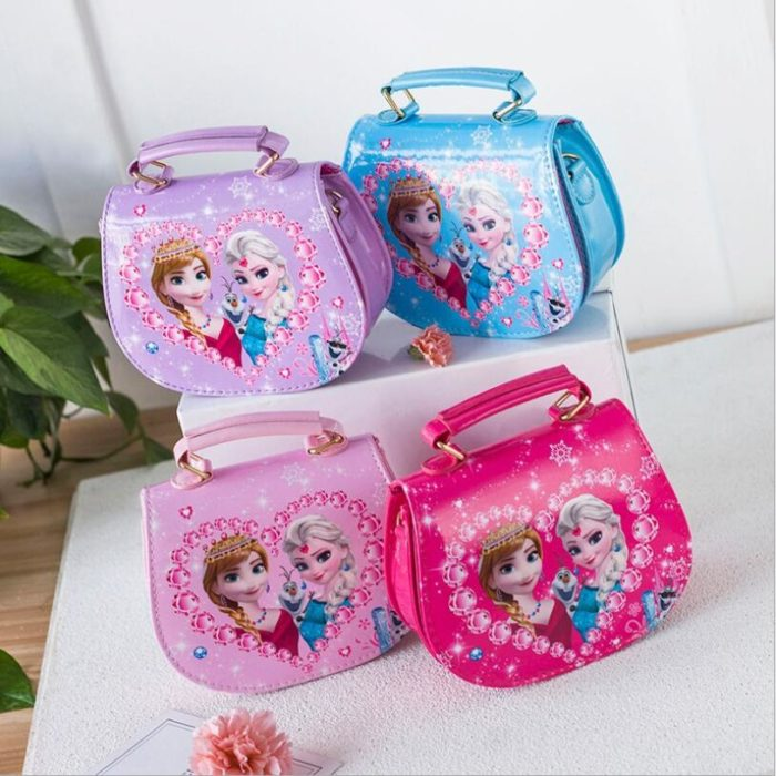 Kids Handbag Cute Cartoon Design