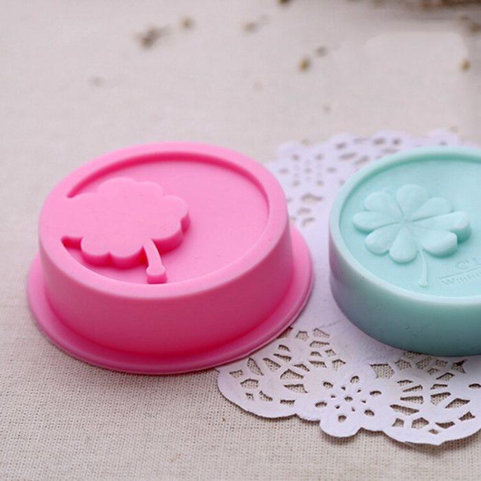 Silicone Soap Mold DIY Fondant Chocolate Shaper