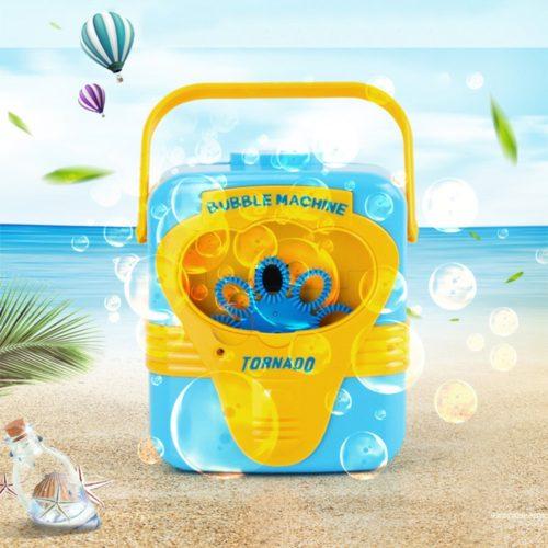 Kids Bubble Machine Battery-Operated