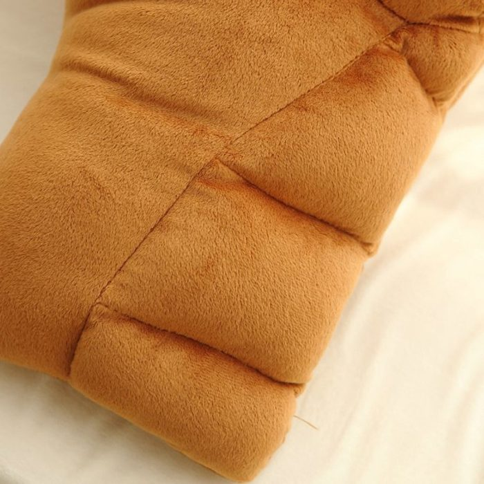 Arm Pillow Cotton Plush Fabric