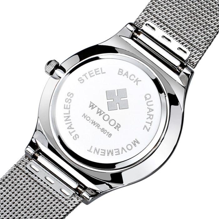 Thin Watch Men's Wristwatch
