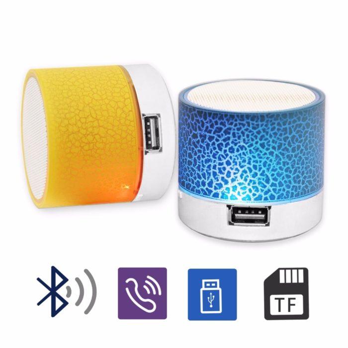 Mini Wireless Speaker Bluetooth Music Player