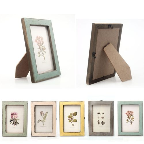 Vintage Photo Frames Home Decor